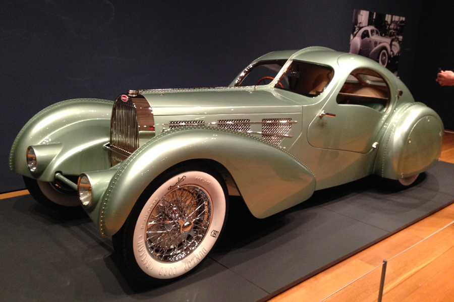 Scott Doty » Design for all: My visit to the Dream Cars exhibit in ...